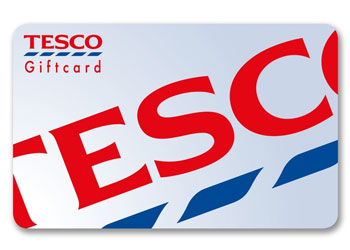 Win Tesco Gift Card
